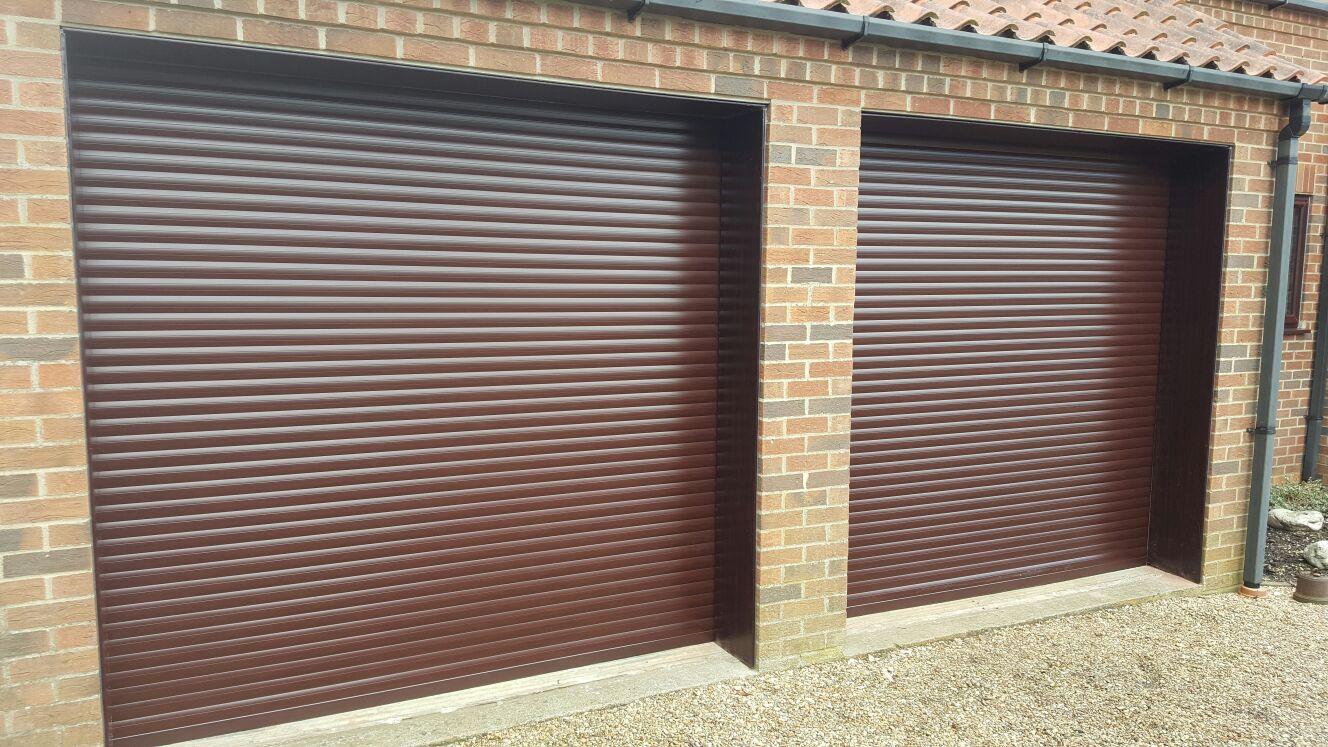 Large garage doors oversized doors non warping patented for Oversized garage doors