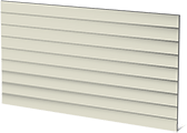 Cream Laminate Colour Option