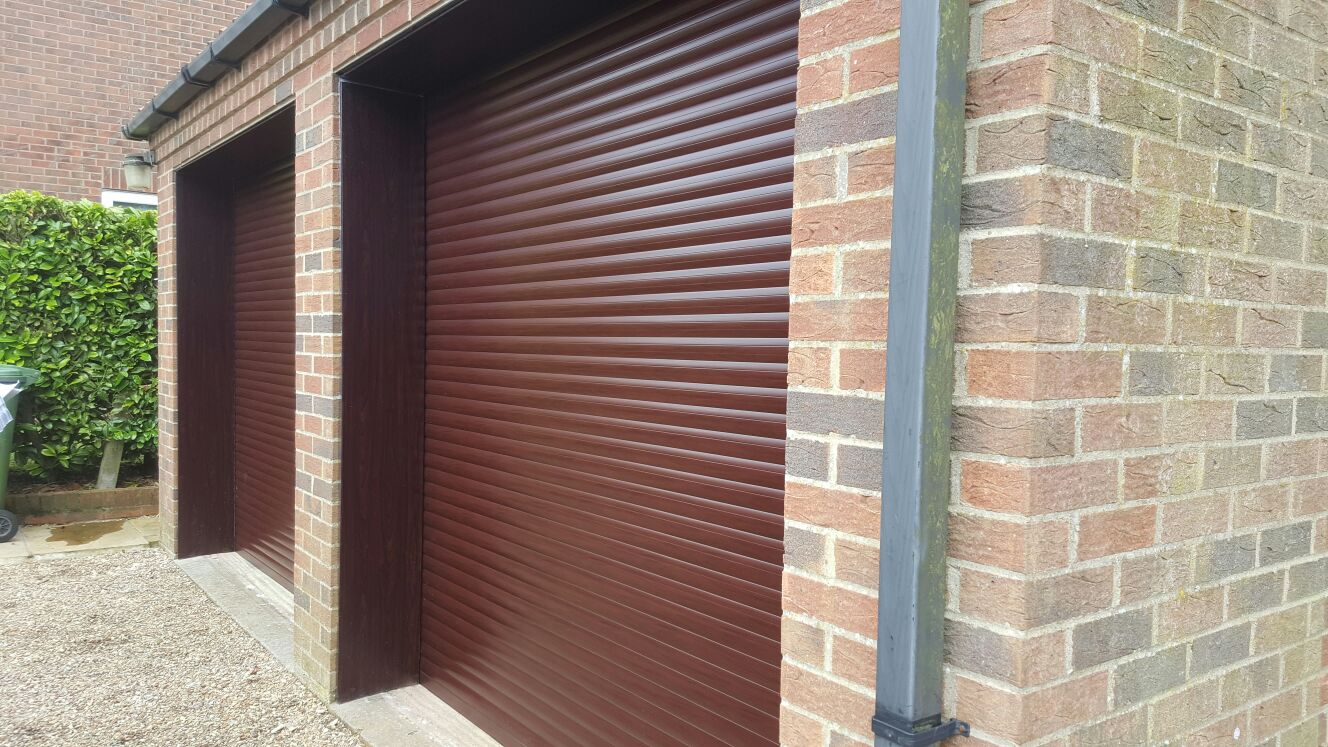 Rd77 superior large roller garage door for Oversized garage door