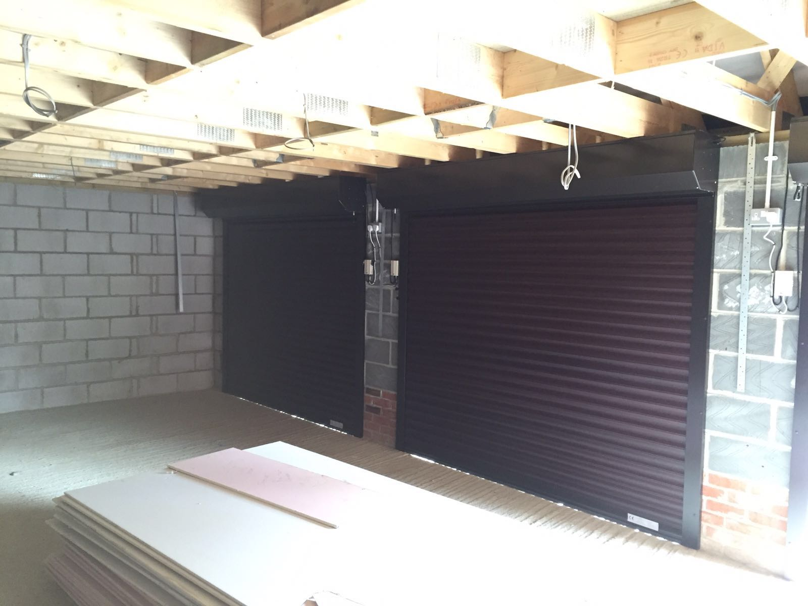 Buy garage doors online uk rollerdor garage doors for How wide is a garage door