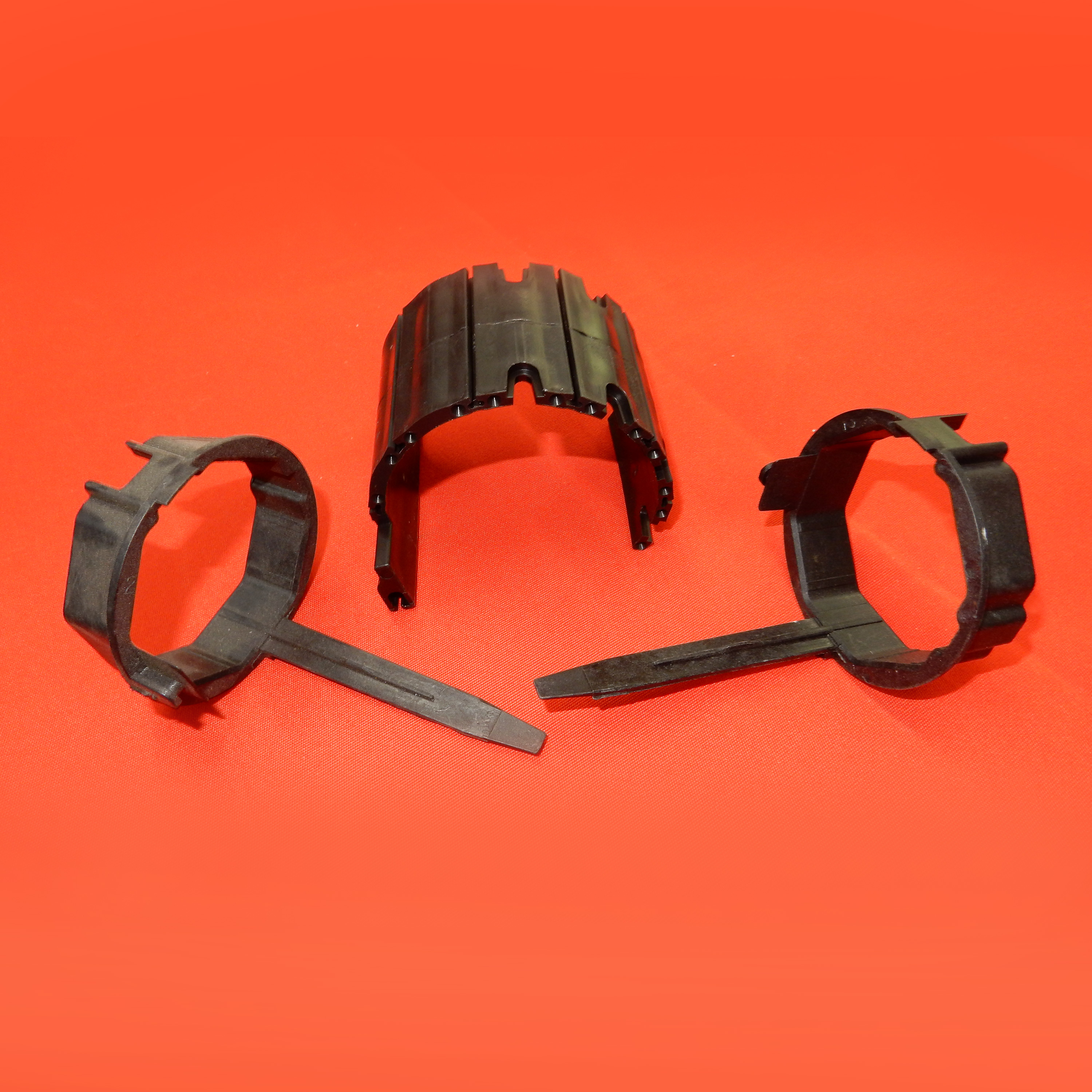 RDDP55 U0026 RDDP60 Combined Kit Roller Garage Door Locking Strap With Pair Of  Rings To Suit 60mm Octagonal Barrel