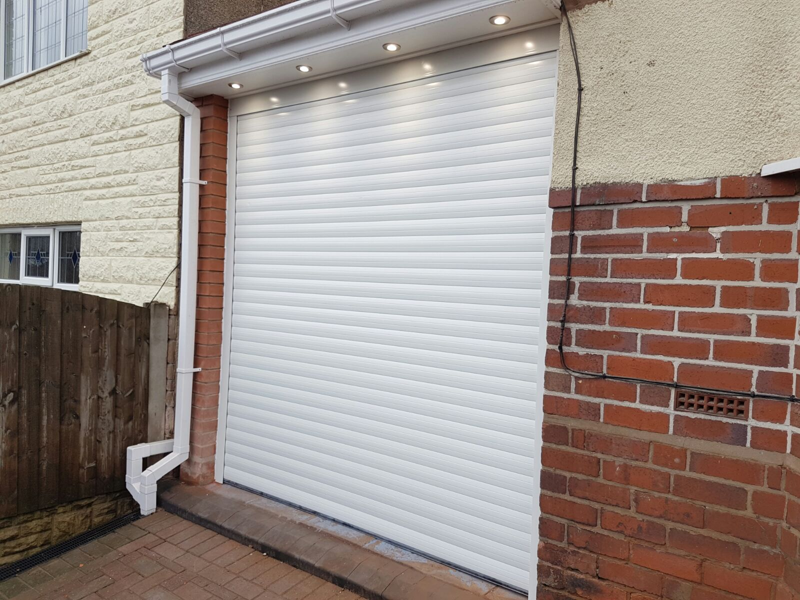 Just A Quick Note To Say Thank You For The Excellent Service Your Company  Gave From Order Placement To Delivery. I Have Fitted The Garage Door And I  Am ...