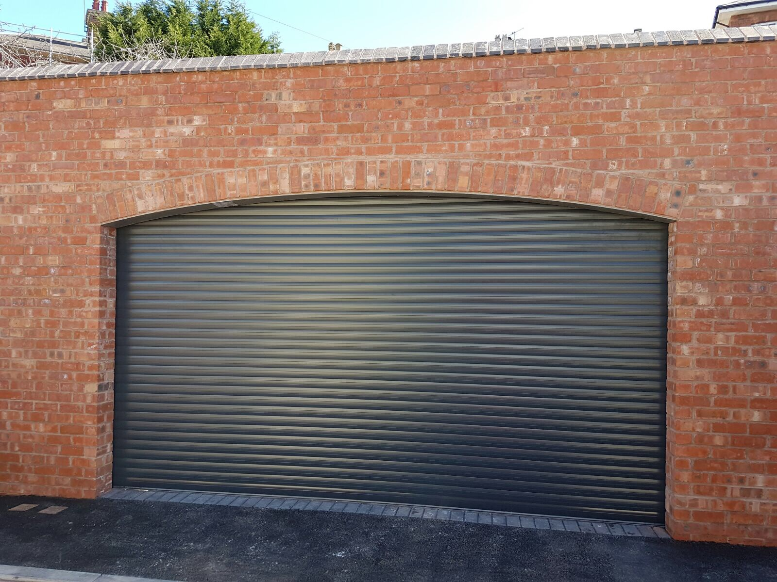 Garage door 18 width awesome smart home design for Fimbel garage door prices