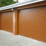 How Do Electric Garage Doors Lock?